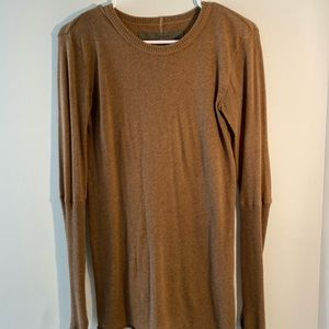 Enza costa long sleeve size small